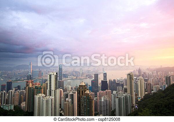 hong kong - csp8125008