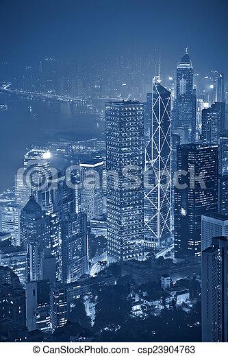 Hong Kong. - csp23904763