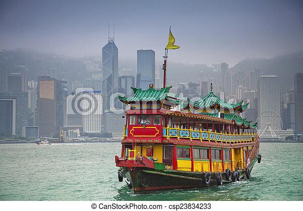 Hong Kong. - csp23834233