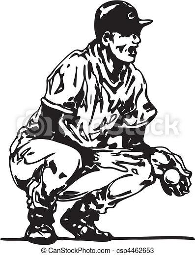honkbal - csp4462653