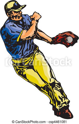 honkbal - csp4461081
