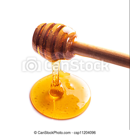 honung, droppa - csp11204096