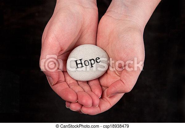 Hope - csp18938479