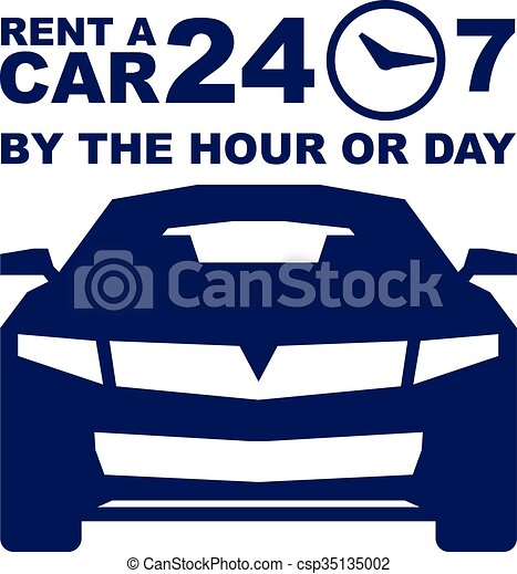Alquiler de coches por hora o día 24-7 - csp35135002