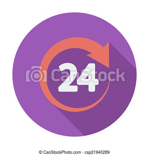 Horas 24 - csp21940289