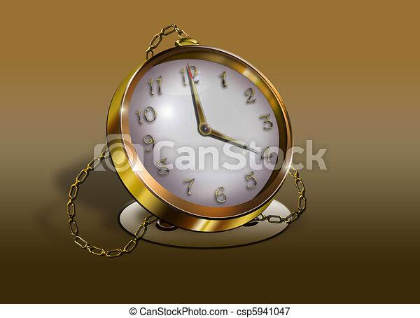 Horas - csp5941047