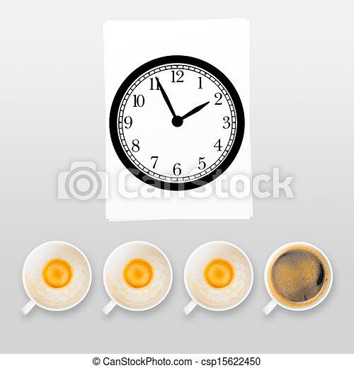 Horas de trabajo - csp15622450