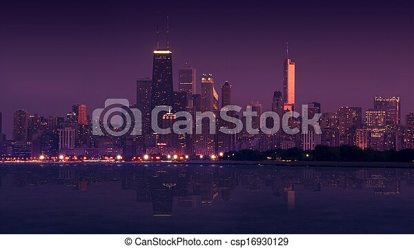 horizon, chicago - csp16930129