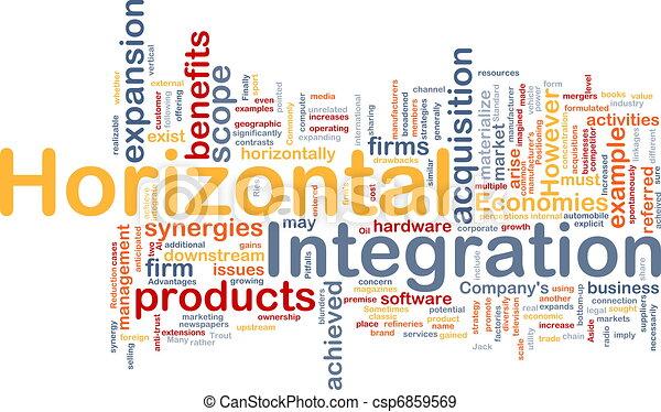 horizontal company
