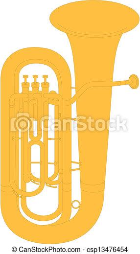 Horn - csp13476454
