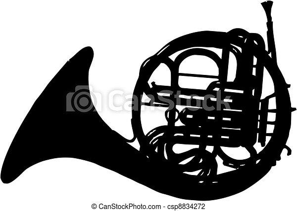 horn - csp8834272