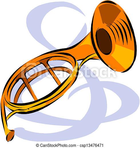 Horn - csp13476471