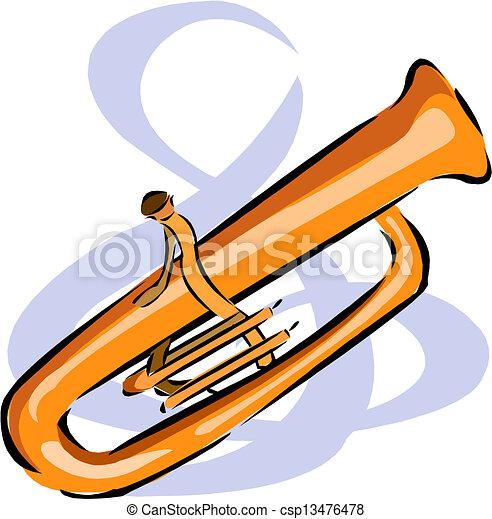 Horn - csp13476478