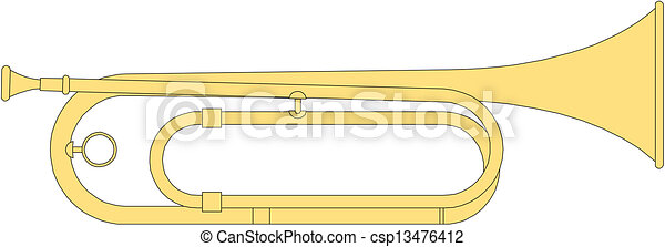 Horn - csp13476412