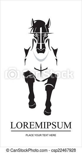 Horse elegant running horse front view of running horse vector horse elegant running horse csp22467928 sciox Choice Image