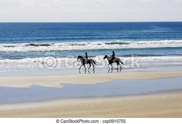 Horse riders - csp0910755