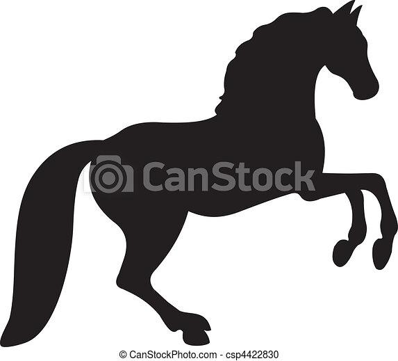Horse vector - csp4422830
