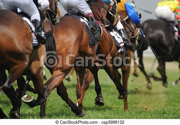 Horseracing - csp3998132