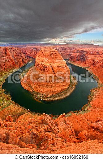 Horseshoe Bend Colorado River - csp16032160