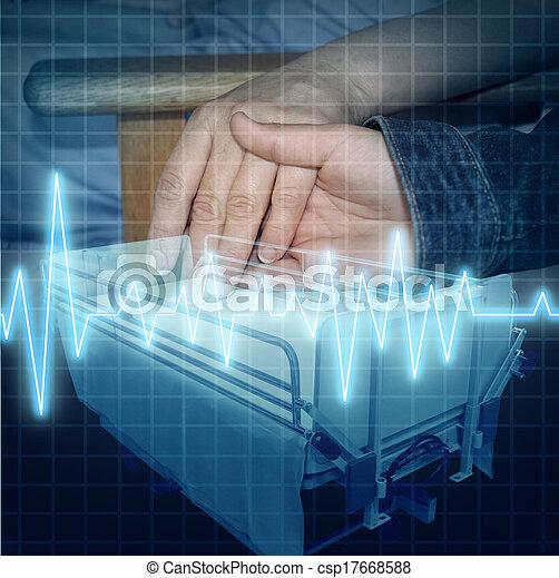 Hospital Care - csp17668588