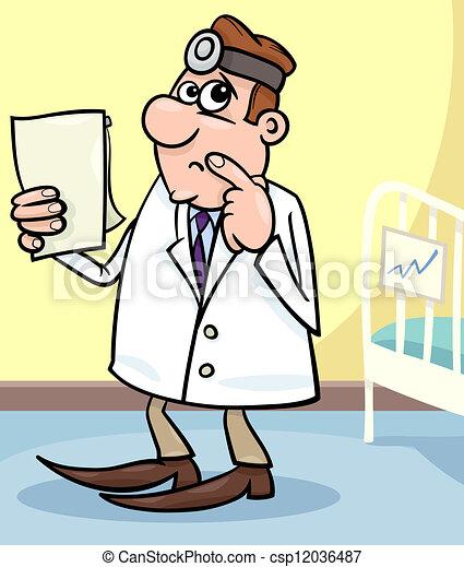 Resultado de imagen de caricaturas del politico en el medico