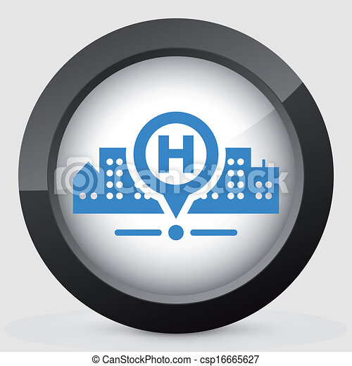 Hospital location - csp16665627