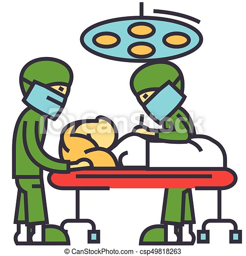 hospital operating room with doctors surgery room surgery clip rh canstockphoto com clip art hospital staff clip art hospital images