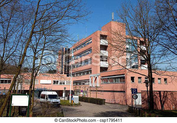 Hospital - csp1795411