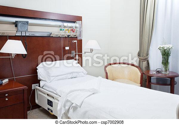 Hospital room - csp7002908