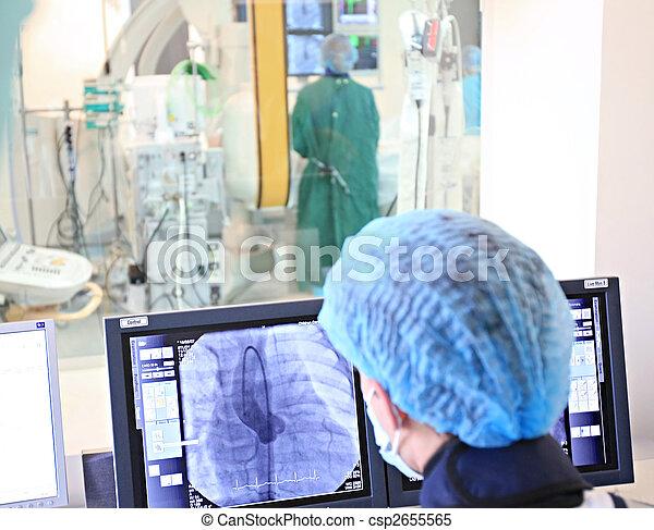 Hospital - csp2655565