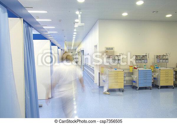 hospital - csp7356505