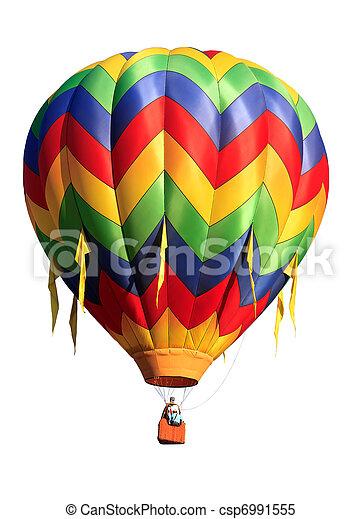 hot air balloon - csp6991555