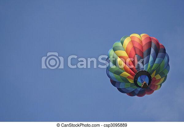 hot air balloon - csp3095889
