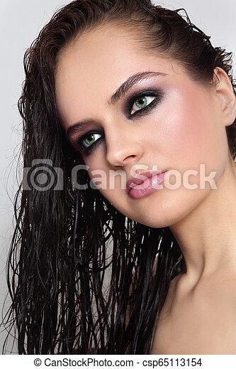 Hot beauty - csp65113154