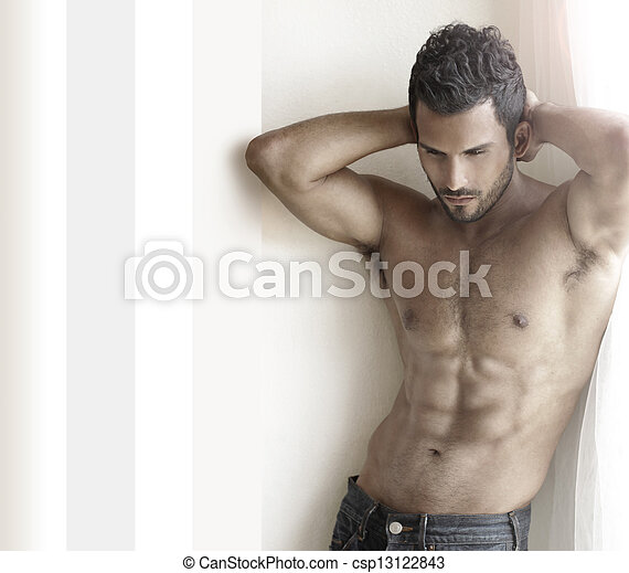 Hot guy - csp13122843