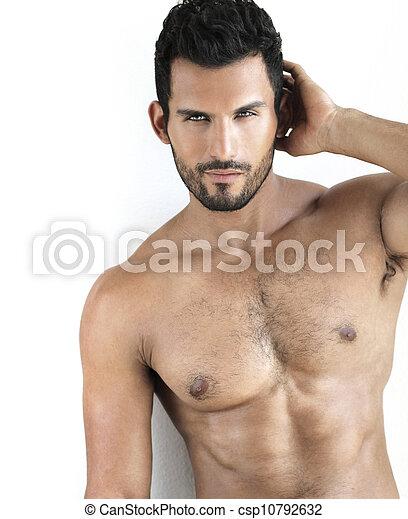 Hot guy - csp10792632