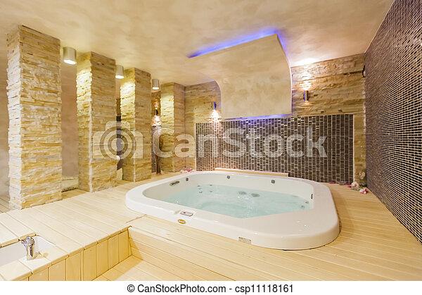 Hot tub - csp11118161