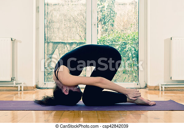 hot yoga rabbit pose hot yoga rabbit pose or sasangasana