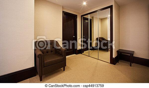 Hotel apartment interior - csp44913759