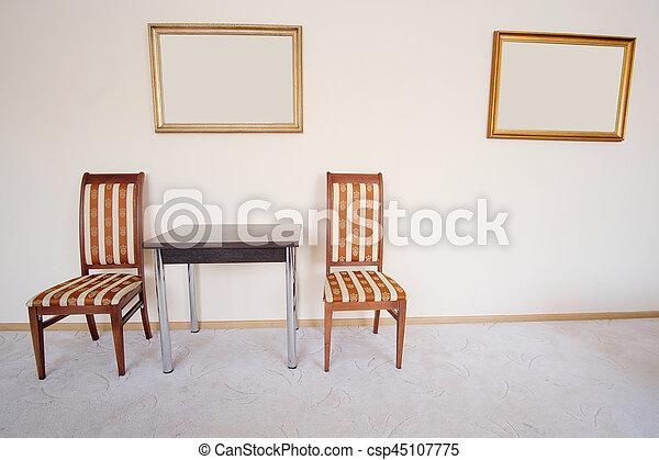 hotel apartment - csp45107775