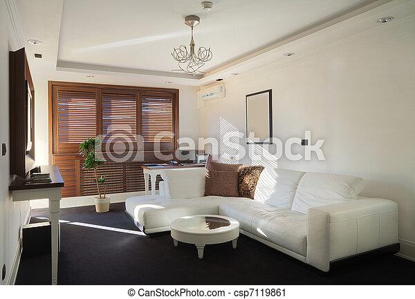 Hotel apartment  - csp7119861