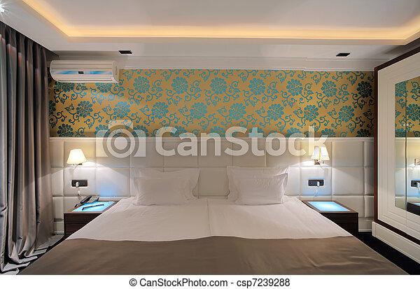 Hotel apartment - csp7239288