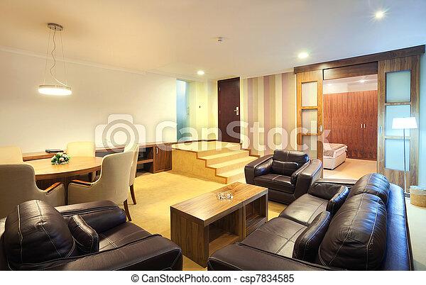 Hotel apartment  - csp7834585