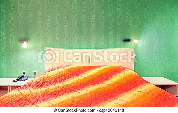 Hotel apartment  - csp12046148