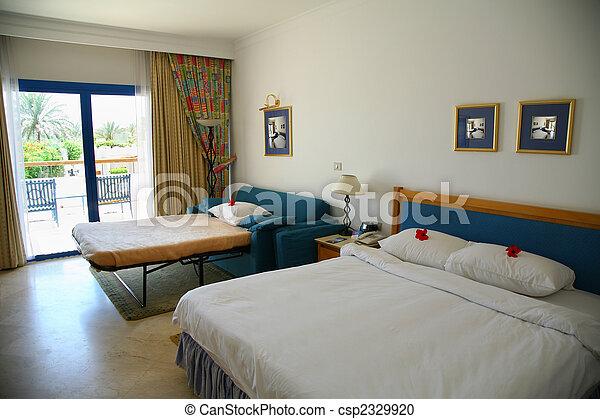 hotel apartment - csp2329920