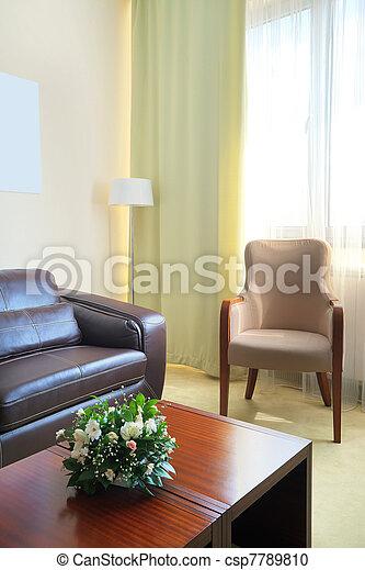 Hotel apartment  - csp7789810