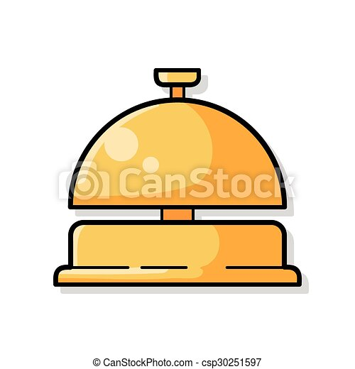 hotel bell doodle eps vectors search clip art illustration rh canstockphoto ca clipart hotelier clipart hotellerie