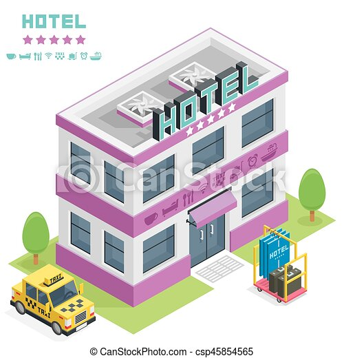 Hotel Building Vector Clip Art EPS Images 15086 Clipart Illustrations Available To Search From Thousands Of Royalty Free