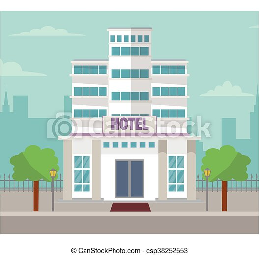 Hotel - csp38252553
