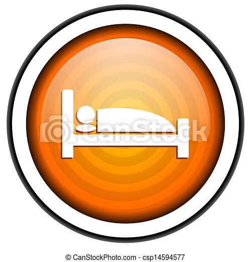 hotel icon - csp14594577